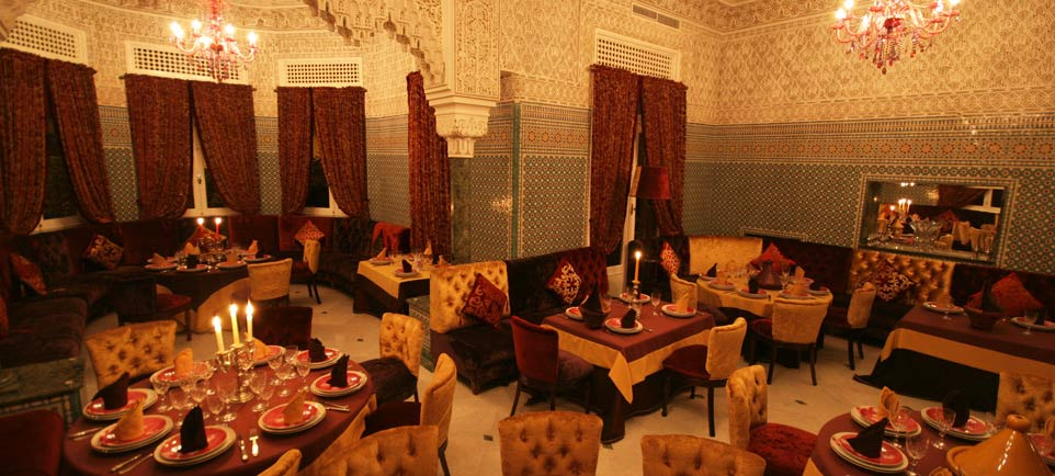 Casablanca travel guide reviews great restaurants advices for Conception cuisine casablanca
