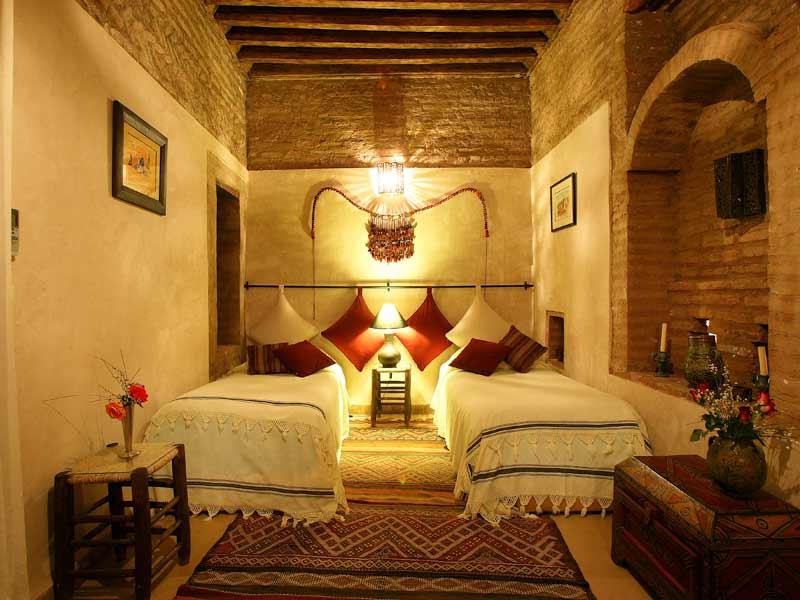 Dormitorio de Mujeres Riad-aladdin-chambre-superieure-tamgrout