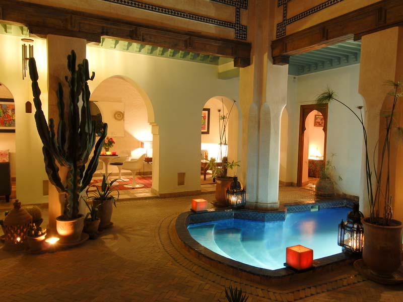 Private Riad Rental