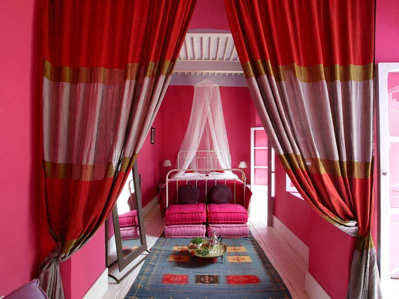 Indian Pink Suite
