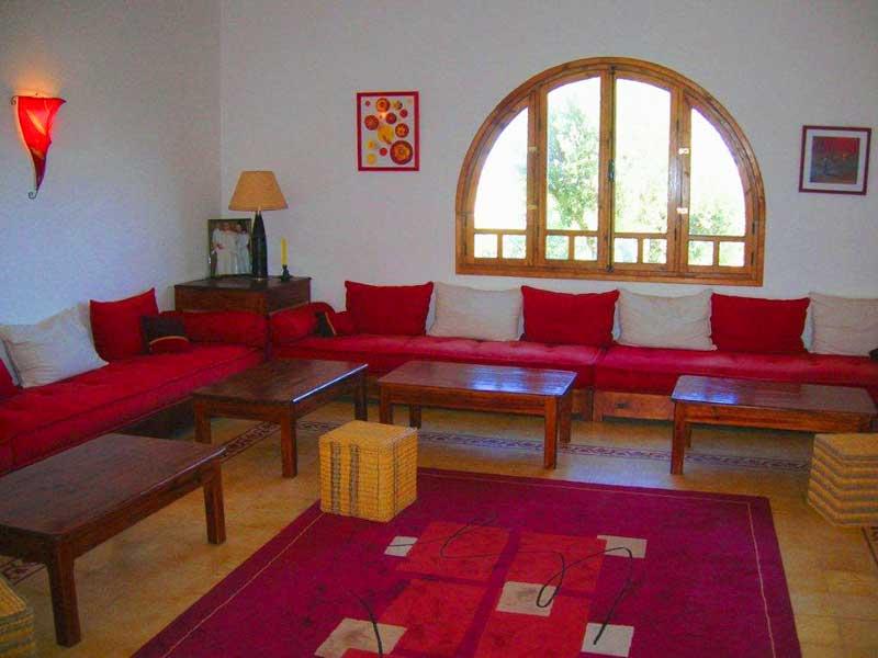 saloon simple photos : Riad Casa Naima Book Casa Naima riad in Essaouira Hotels&Ryads