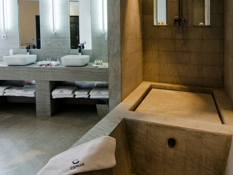 Riad cesar resort spa book cesar resort spa riad in marrakech - Salle de bain nature zen ...