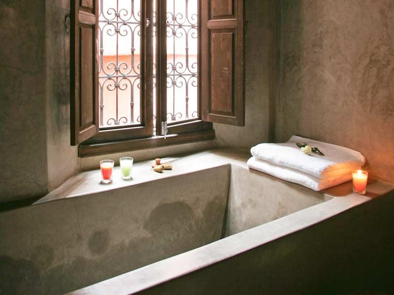 Salle de bains zen tadelakt japonais leroy merlin pictures - Salle de bain zen leroy merlin ...