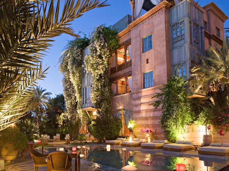 Riad dar rhizlane book dar rhizlane riad in marrakech for Riad marrakech piscine