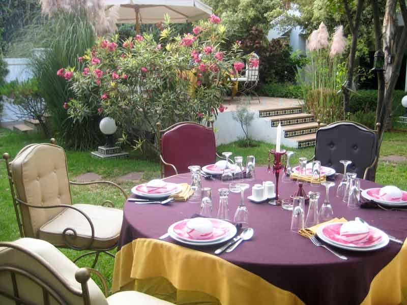 Riad jnane sherazade book riad jnane sherazade riad in for Jardin terrasse