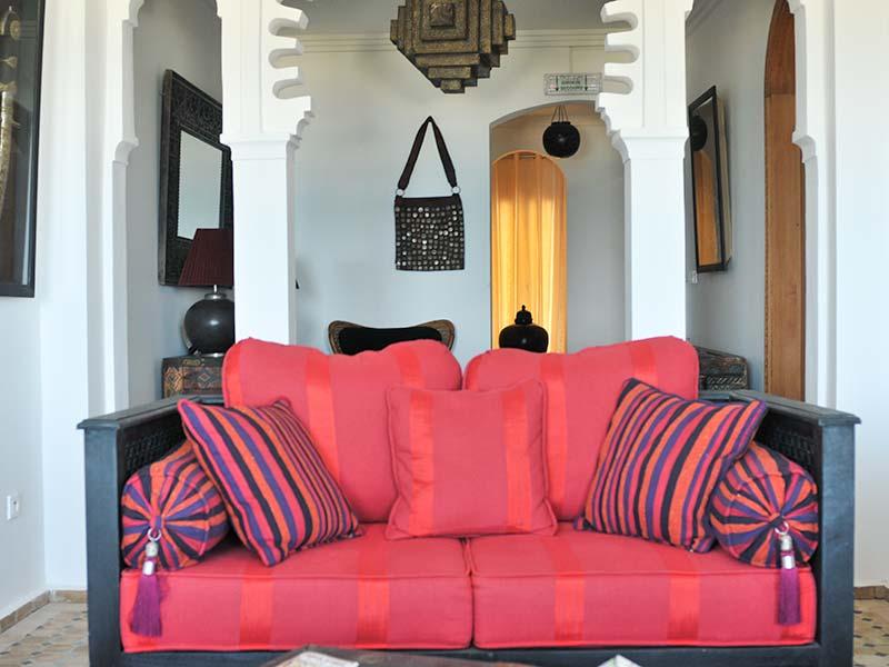 Le balcon de tanger book le balcon de tanger riad in tangier hotels ryads - Les plus beaux salons ...