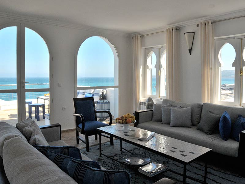 le balcon de tanger book le balcon de tanger riad in tangier hotels ryads. Black Bedroom Furniture Sets. Home Design Ideas