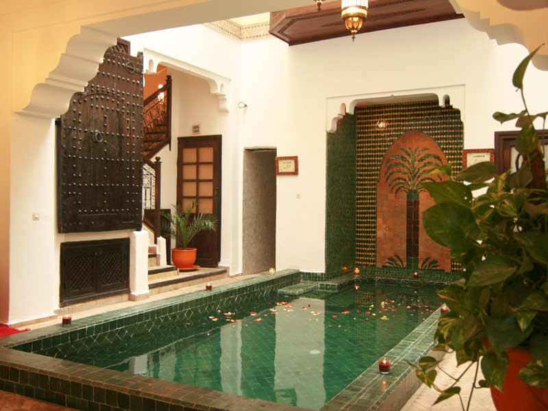 Riad les jardins de mouassine book les jardins de - Les jardins de marrakech ...