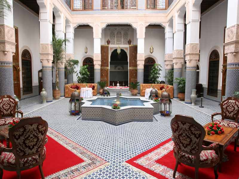 Fez Riads Find The Best Riad In With HotelsampRyads