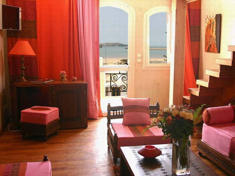 japur living room - Salon Marocain Sahraoui