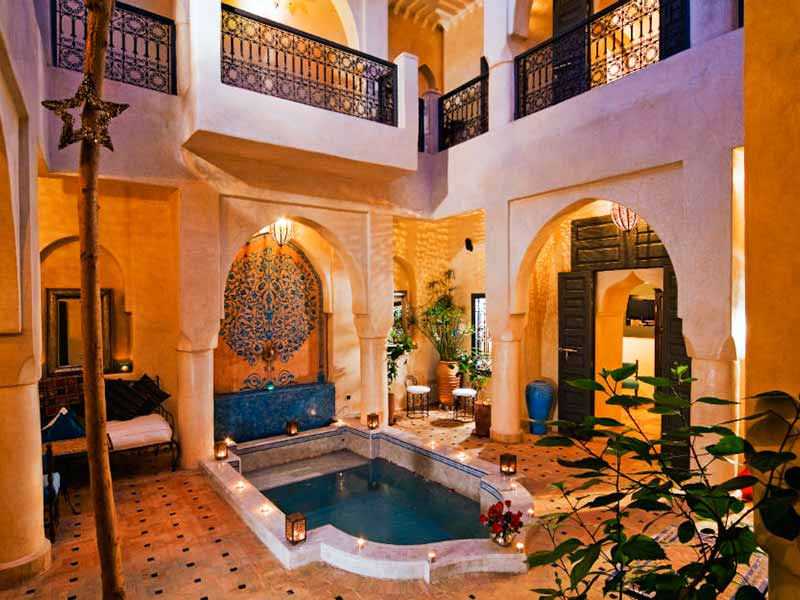 Marrakech riads find the best riad in marrakech with hotels ryads - Photo riad marrakech ...