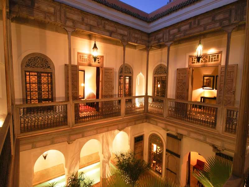 Small Luxury Hotel Marrakech