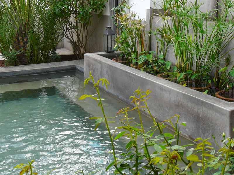 Riad zaouia 44 book zaouia 44 riad in marrakech hotels for Modele de bassin de jardin